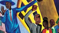 Jacob Lawrence : A Young Artist in Harlem : Archival Quality Art Print
