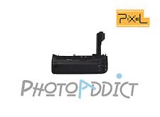 Batterie grip compatible CANON EOS 7D - PIXEL Vertax E7