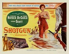 16mm SHOTGUN-1955. I.B Technicolor Feature Film.