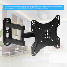 TV Stand TV Wall Mount 14-42 Universal Bracket Monitor Support Retractable S8G9