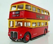 EFE 15603 AEC Routemaster Black Prince X51 Morley