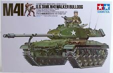Tamiya 35055 U.S. M41 Walker Bulldog tank model kit 1/35