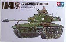 Tamiya U.S. M41 Walker Bulldog tank model kit 1/35