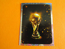 1 COUPE DU MONDE TROPHEE  PANINI FOOTBALL FIFA WORLD CUP 2010