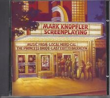 Mark Knopfler ‎– Screenplaying     cd  (Dire Straits)