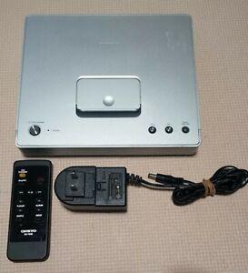Onkyo ND-S1 Digital Media Transport for iPod PC Itunes Deck Docks MP3