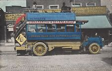 London Posted Collectable Bus & Tram Postcards