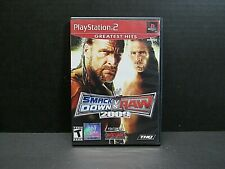WWE SmackDown vs. Raw 2009 Featuring ECW PS2