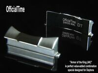 OfficialTime Top Quality Stainless Steel AK End Link for Rolex Explorer I 214270