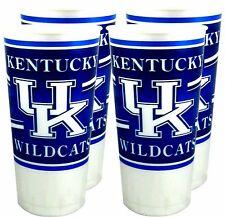 Kentucky Wildcats 24 oz. Souvenir Cups (4 per set)