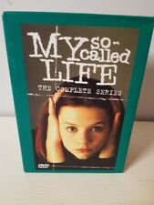 My So-Called Life The Complete Series (Dvd 2002 5-Disc Box Set) Claire Daines