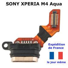 Connecteur de CHARGE SONY XPERIA M4 AQUA Dock Port micro USB Nappe Flex