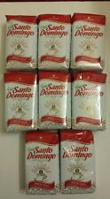 ((8 PACKS))SANTO DOMINGO(((BUY 1 GET 1 10% OFF))8 LB-CAFE MOLIDO GROUND COFFEE.