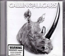 CALLING ALL CARS Raise The People CD - New