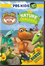 DINOSAUR TRAIN NATURE TRACKERS New Sealed DVD PBS