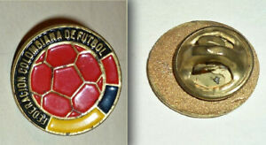 COLOMBIAN FOOTBALL FEDERATION 1980's - COLOMBIA TEAM - Old Pin