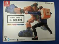 Nintendo Labo Toy-Con 02 Robot Kit - Nintendo Switch Brand New