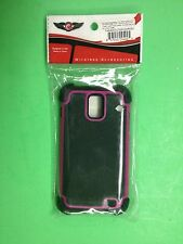 New EagleCell PASAMI727SP31HPKBK Armor Phone Case for Samsung Galaxy S II Skyroc