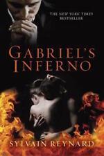 Complete Set Series  Lot of 3 Gabriel's Inferno books by Sylvain Reynard Romance
