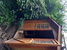 gartenhaus holz gebraucht 1,80x2 Meter, 3 Jahre alt. Selbstabholer.