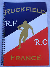 Clairefontaine : Ruckfield : 1 Cahier spirales A5 - 100 pages