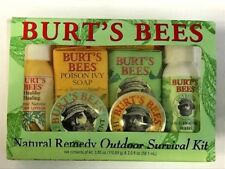 Burt's Bees, Natural Remedy Outdoor Survival Kit - W/ All-in-One Wash (1 fl oz)