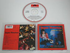 YNGWIE MALMSTEEN/TRIAL BY FIRE: LIVE IN LENINGRAD(POLYDOR 839 726-2) CD ALBUM
