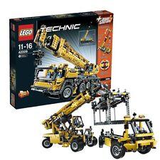 Lego Technic 42009 - Mobiler Schwerlastkran Verpackung 1B