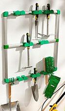 RUCO Gartengeräteleiste Gerätehalter Werkzeugleiste Werkzeughalter Besenhalter