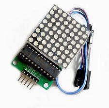 MAX7219 8x8 WC de module d'affichage à LED de microcontrôleur