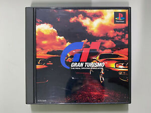 GRAN TURISMO [ Sony PlayStation 1 PS ] Japan Import
