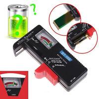 Sn _ ND _ LCD Numérique BT-168 Batterie Capacité Testeur pour 9V 1.5V Aa AAA