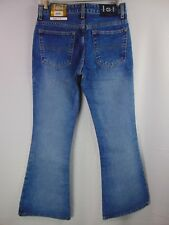 New With Tags Lei Authentic Collection Flare Boot Cut Denim Jeans Women's Size 5