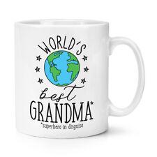world's mejor abuela 284ml Taza - Regalo Divertido Regalo Abuela