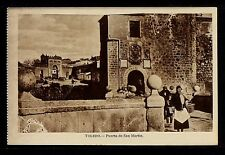 3001.-TOLEDO -Puerta de San Martín