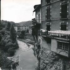 PONT EN ROYANS c. 1960 - Maisons Suspendues Isère - Div 11896