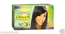 ORIGINALS Africa's Best OLIVE OIL Conditioning Relaxer System REGULAR/NORMAL New