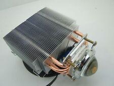 50W 60W 80W 90W 100W High Power LED Heat Sink Cooling Fin Fan Lens Holder Kit