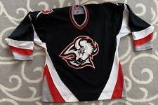 Vintage Kids Buffalo Sabres NHL Hockey 1990s CCM Jersey Kids Large / XL