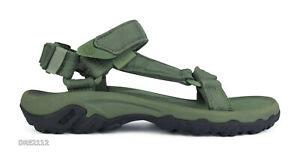Teva Hurricane XLT Beauty + Youth Green Sandals Mens Size 8 *NEW*