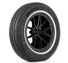 P215/75R14 Hankook Optimo H724 98S XL White Wall Tire