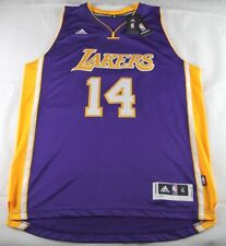 d10c0b60d Brandon Ingram  14 Los Angeles Lakers Adidas Swingman Men s Jersey - Size XL