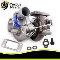 GT25 GT28 GT2871 GT2860 Upgrade T25 T28 Water+Oil Cooled .64 .60 Universal Turbo