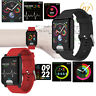 ECG PPG Armband Smartwatch Smartband Blood Pressure Tracker Heart Rate For Phone