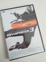 dvd  Transporter 3( precintado nuevo )jason statham