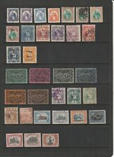 Guatemala - Early Stamp Selection (3685)