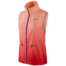 NWT NIKE Gradient Vest RUNNING Sunset Pack TRAIN YOGA BEACH Womens S 646631 $110