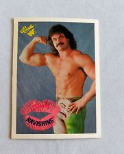 Rick Rude WWF Classic Wrestling Trading Card wwe nxt wrestler 1