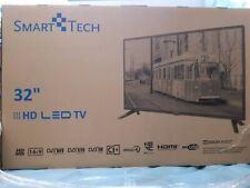"""Smart Tech LE32P18SA41 Tv Led 32"""" Hd Smart Tv Android Nero TV Digitale"""