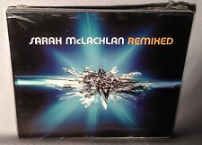 CD SARAH MCLACHLAN Remixed DIGIPAK CANADA CH NEW MINT SEALED